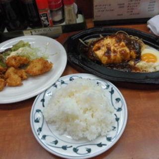 A定食(レストランタカラ 新今宮店 )