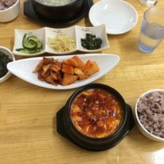 豆腐チゲ(ソウル )