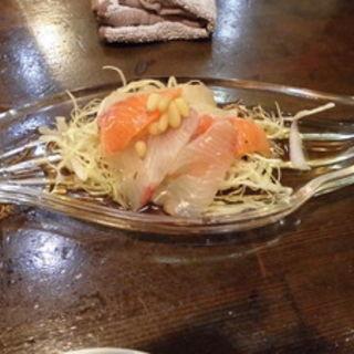 海鮮サラダ(飲喰処 直 (ナオ))