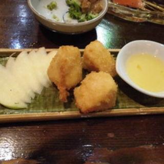 カマンベールチーズフライ(飲喰処 直 (ナオ))