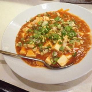 麻婆豆腐(居酒屋 ヒラキ )