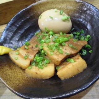 豚角煮(あなぐま亭 )