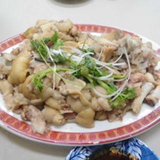 豚足(丸玉食堂 (マルタマショクドウ))