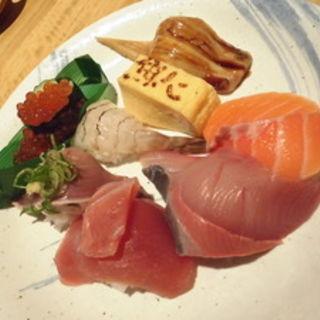 ぶっち切り定食(魚心 河原町店 (うおしん))