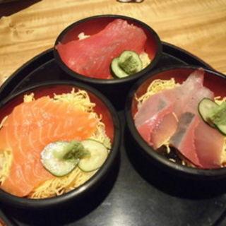 椀子ちらし(魚心 河原町店 (うおしん))