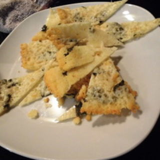 チーズのカリカリ焼き(明ごころ本店 洋食店 )
