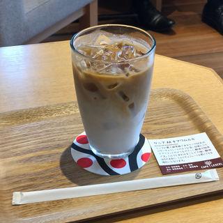 アイスラテ(カフェ レクセル 丸の内ビルディング店 (CAFE LEXCEL))
