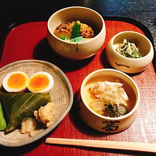 朝粥(瓢亭 本店 (ひょうてい))