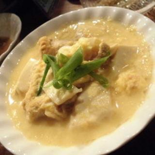 鯛の子と豆腐煮(サンペイ )