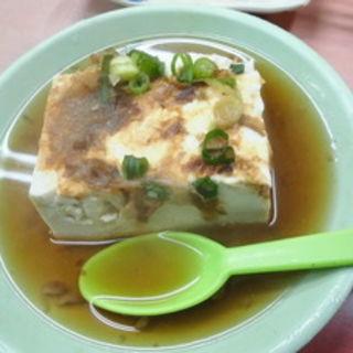 湯豆腐(酒処みふね )