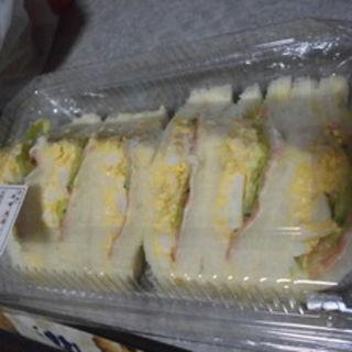 サンドイッチ(トリーゴ 京橋店 (手作りパンの店))