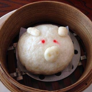 半田の豚まん(チャイニーズレスト彩華 (さいか))