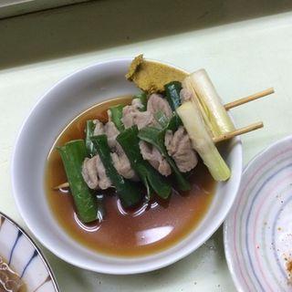 ネギマ1本(のんきや )