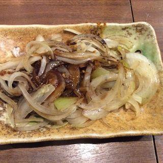 玉葱炒め(七津屋 ホワイティ梅田店 )