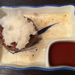 手作り和風ハンバーグステーキ(とんとん )