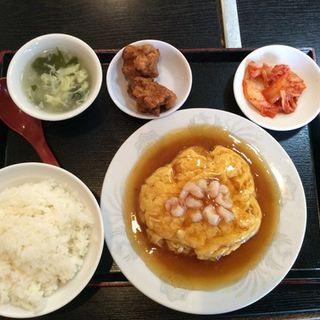 海老玉定食(雲隆 )