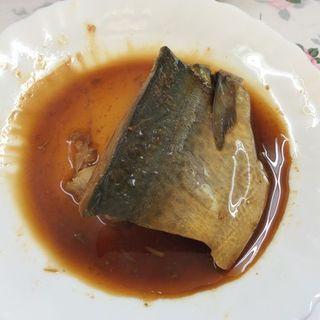 鯖の煮付け(たばこのヤマト )