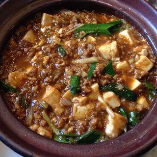 麻婆豆腐(桃源楼 (【旧店名:萬珍軒 福釜店】))