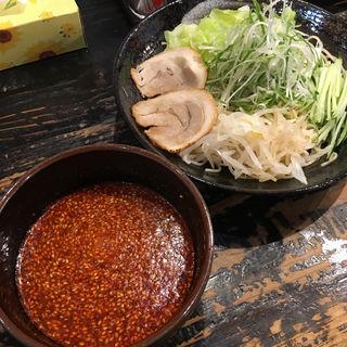 廣島つけ麺(冷)並(廣島つけ麺本舗ばくだん屋 名古屋店)