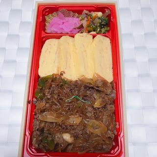 すき焼き弁当(銀閣寺大西 本店 )
