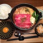 京風味噌鍋定食