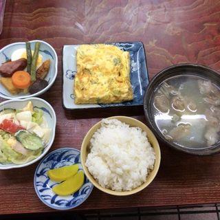 シチュー定食(かね又 )