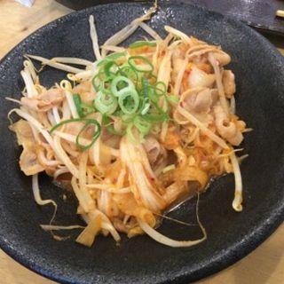 豚キムチ(こころや (ココロヤ))