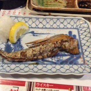 カツオのハラス焼(たよし 大阪駅前第二ビル店 )