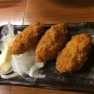 カキフライ(銀座屋  )