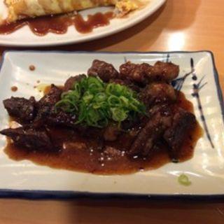 牛肉ミックスホルモン焼き(岡室酒店直売所 )