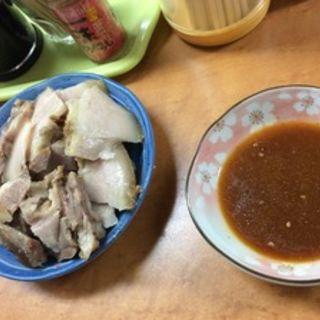 蒸し豚(ヤスダヤ )