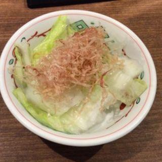 白菜浅漬け(徳田酒店 第3ビルB2店 )