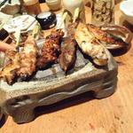 串焼き5種盛