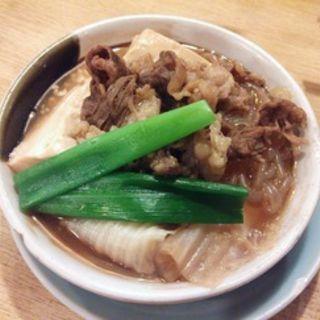 すき焼き(大阪屋 (おおさかや))