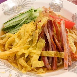 冷やし中華(東海飯店 浜松町・大門本店 (トウカイハンテン))