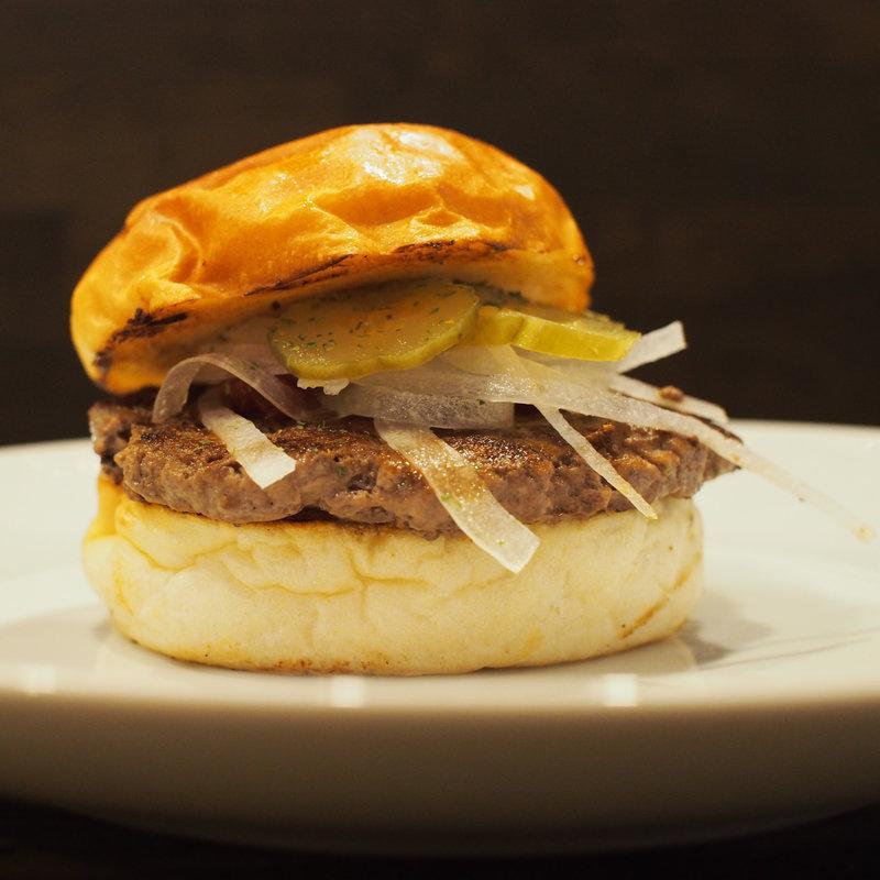'50s burger