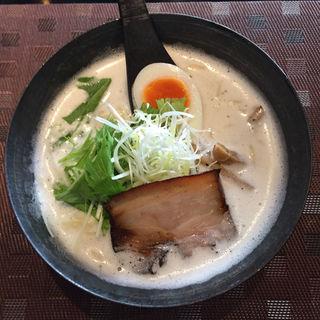 鶏白湯ラーメン 塩(麺屋 奏音)