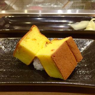 カステラ卵焼き(寿司安 )