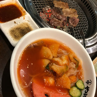 冷麺(やまなか家 仙台西多賀店 (やまなかや))