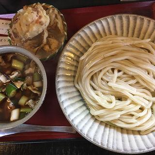 肉汁(中盛)(製麺練場 風布うどん (せいめんれんじょう ふうぷうどん))