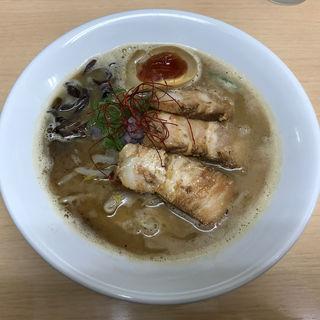 熟成豚骨ラーメンDX(ラーメン たぬき屋 )