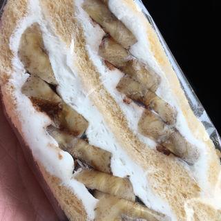 バナナサンド(朝日屋 )