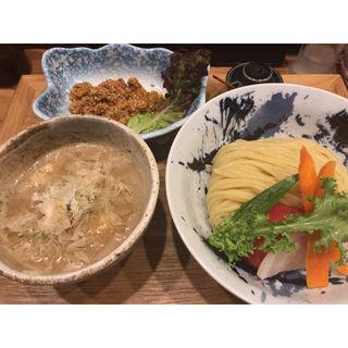 鶏坦々つけ麺200g(つけ麺 竹川 (ツケメン タケカワ))