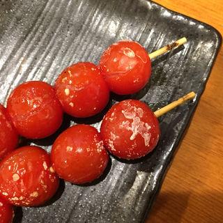 プチトマト(焼とり よね田 中野店 )