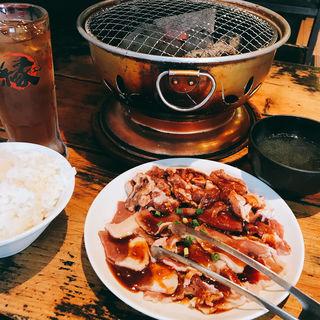 3点盛り定食(縁 池袋店 (えん))