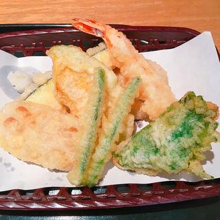 一花定食の天ぷら(鮨一花 )