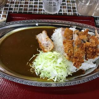 チキンカツカレー(のぞみ亭)
