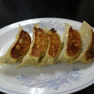 餃子 ( 5ヶ入 )(らーめん金竜 (らーめんきんりゅう))
