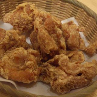 ヌックマム風味のもも肉の唐揚げ(フォーのお店 )
