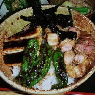 合鴨丼定食(きないや )